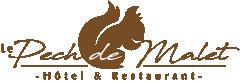 Le Pech de Malet Logo